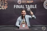 Andy Andrejevic Continues Breakout Year, Winning ACOP Super High Roller for $1.125M