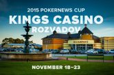 Seize the Day! Last Three Chances to the PokerNews Cup at King's Casino!