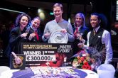 Jussi Nevanlinna Wins 2015 Master Classics of Poker Main Event for €300,000