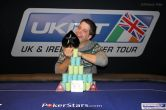 David Gomez Becomes the 2015 UKIPT Edinburgh Champion