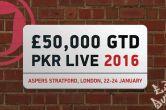 Как да се класираш онлайн за PKR Live Лондон 2016