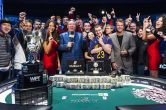 "Kevin ""1sickdisease"" Eyster Wins WPT Five Diamond World Poker Classic for $1,587,382"