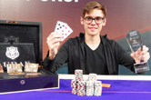 22-Year-Old Fedor Holz Wins Triton Super High Roller $200,000 Cali Cup for $3,463,000