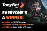 If This Delirious Promo Doesn't Make You Play at TonyBet, Nothing Else Will