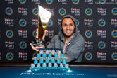 "Nick ""FU_15"" Maimone Eliminates Everyone to Win 2016 PCA $25K High Roller for $996,480"