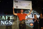"Aaron ""aejones"" Jones Wins $5 Million in the DraftKings FFWC"
