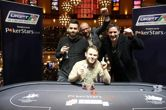 Elliott Panyi Wins the UKIPT5 Series 3 For £16,590