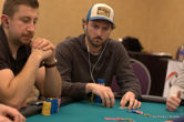 Winter Super Stack $1,500 Main Event Day 1b: Chad Winnick On Top of 39 Survivors