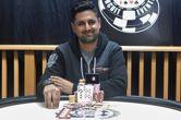 Mukul Pahuja Wins Second WSOP Circuit Main Event Title