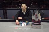 Edmund Yeung wins the 2016 Sky Poker UKPC Main Event for £210K