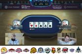 Strategy on the Stream: Learning by Watching the Global Poker League
