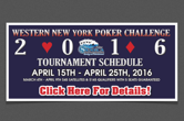 Check Out the 2016 Western New York Poker Challenge, Running April 15-25