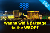 Freeroll Your Way to the 2016 WSOP With 888poker
