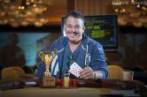 """Survivor Legend """"Boston"""" Rob Mariano Wins Second Event at 2016 Run It Up Reno"""