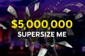 888poker To Make History With '$5,000,000 Supersize ME' Bonus