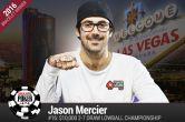 Jason Mercier Wins His 4th WSOP Bracelet and a Whole Lot More