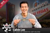 Calvin Lee Claims 2016 WSOP $3,000 Six-Max Title
