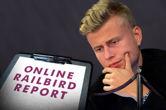 The Online Railbird Report: Kyllönen Wins Almost $100,000