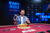 Andreas Olympios Comes from the Bottom to Win WPT500 at ARIA for $260,000