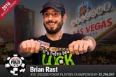 Building a Legacy: Brian Rast Wins $50K PPC a Second Time