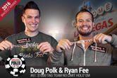 Empire Strikes Back: Polk and Fee Take Tag Team Event