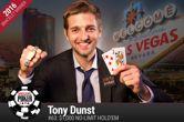 WPT Analyst Tony Dunst Wins a WSOP Bracelet