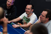 Courtroom to Poker Table: Kassouf Rides Verbal Skills to 17th Place in the Main Event