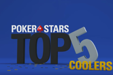 WATCH: Top Five Coolers at PokerStars Events