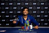 Pratyush Buddiga Wins the EPT Barcelona €25,500 Single-Day High Roller for €690,275, David Yan 2nd for €704,755