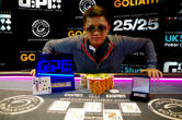 Tommy Le Takes Down GUKPT Edinburgh For £25,000