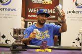 Rob Palacios Wins Harrah's North Kansas City RunGood Poker Series Main Event