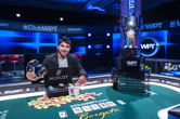 2012 WSOP ME Runner-Up Jesse Sylvia Wins the WPT Borgata Poker Open
