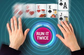 Hate Bad Beats? You'll Love TonyBet's Run It Twice Tournaments