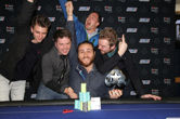 UKIPT Birmingham: Ted Jackson-Spivack Wins the Main Event