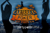 Head to the Caribbean for Only One Cent with partypoker
