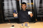 Trishal Nanji Wins the Genting Poker Series Westcliff Mini
