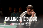 Calling the Clock with Mike Matusow Sponsored by KO Watches