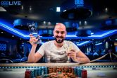 888live London in Full Swing: Eric Le Goff Wins the £2,000 High Roller, Scott and Hof Survive Day 1a Main Event
