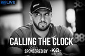 Calling the Clock with Michael Mizrachi Sponsored by KO Watches