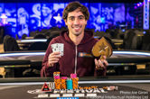 PokerStars Festival NJ: Gagliano Wins Six-Max, Moneymaker Bags on Kickoff Day