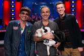 World Series of Poker Main Event Final Table: Nguyen Leads Final Three, Ruzicka and Ruane Eliminated