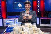 Qui Nguyen triomphe sur le Main Event WSOP 2016 et encaisse 8 millions, Gordon Vayo (2e) prend 4,6 millions