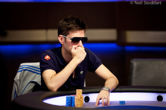 2016 partypoker WPT UK Main Event Day 1a: Cesar Garcia Dominguez Leads