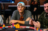 'Survivor' Star Tyson Apostol Runs It Up at PokerStars Festival NJ