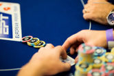 Three-Barreling in a No-Limit Hold'em Tournament
