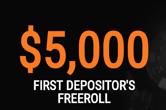 Всяка неделя $5,000 фрийрол за нови играчи в Tigergaming