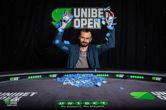 Traian Bostan Wins Record-Breaking 2016 Unibet Open Bucharest (€100,000)