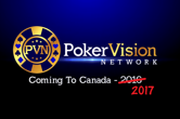 Canada's PokerVision Network Ready to Launch a 'Poker TV Revolution'
