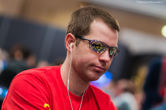 Jonathan Little Flops Set But Faces Shove on Straight Board