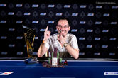 William Kassouf and Patrick Serda Chop €10,300 EPT Prague High Roller